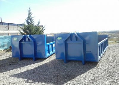 Cont. Abierto para reciclaje de áridos